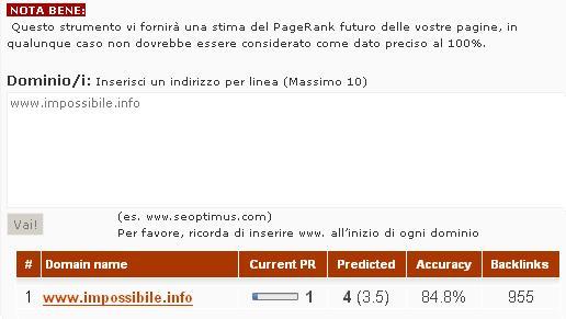 Page Rank futuro