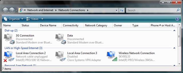 Cisco Systems Vpn Adapter